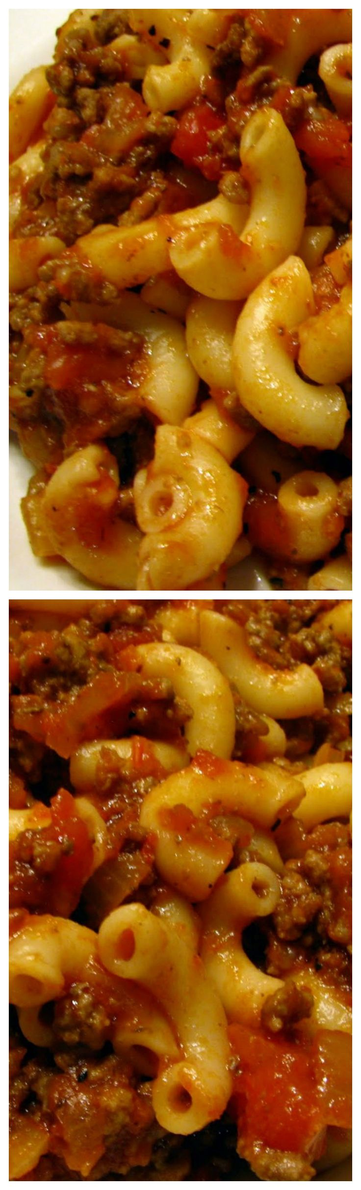 My Mother's Goulash ~ A great dish, easy to prepare and full of flavor.
