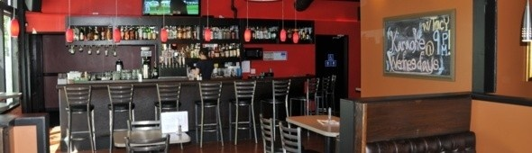 Photo Gallery - Quimby's at NW19th    Portland's only all-in-one Bar, with Free LIVE MUSIC,     Free Wi-Fi, Free Pool, Ping Pong, Golden Tee Golf 2012,     Darts, Board Games, Pizza Restaurant and Food Cart Pod!     We also have Happy Hour from 3-6pm with House Specialty Drinks!