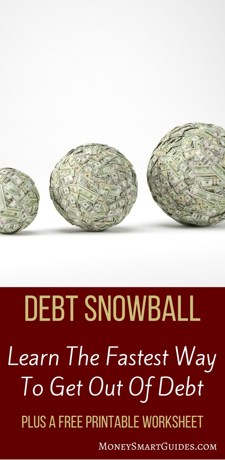 Your Ultimate Debt Snowball Plan To Eliminate Debt (And Free Debt Snowball Calculator)