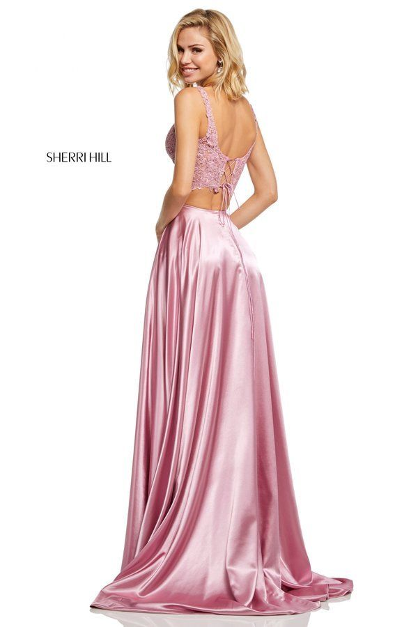 3cbb80f753a5 Sherri Hill Style 52600 | Spring 2019 Prom Dresses and Social ...