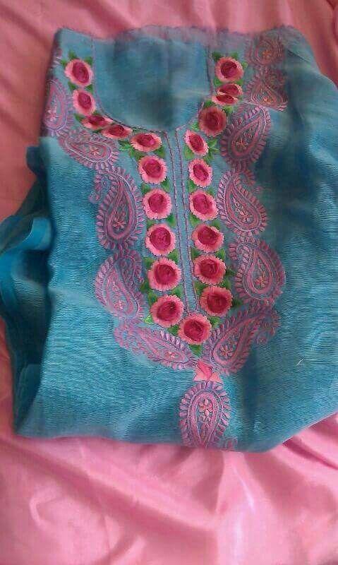 Phulkari Bouquet suit contact no.9646770077