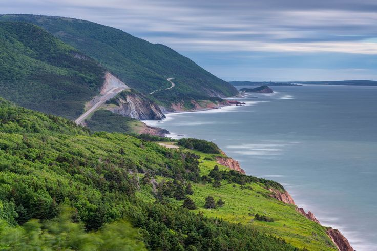 scenic viewpoints Cabot Trail