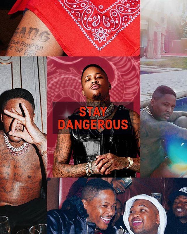 Staydanegorous Yg Emiliosanchez Yg Rapper Rapper Wallpaper Iphone Gangsta Rap