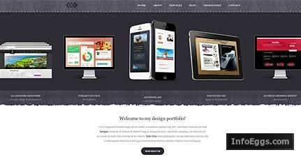 PixelWhiz Designer Responsive WordPress Theme for Showcase & Technology