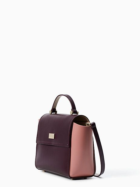Kate Spade Arbour Hill Charline, Soft Aubergine/Rose Frost/Pumice