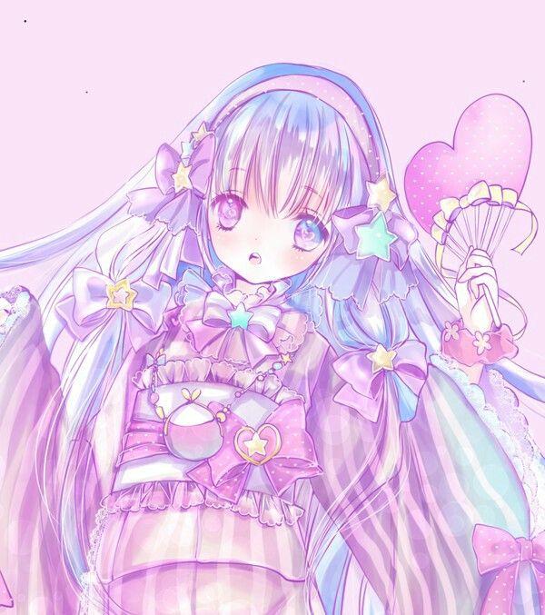 anime kawaii pastel: 47 Best Kawaii Pastel Images On Pinterest