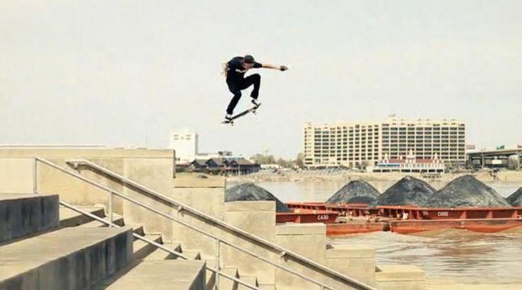 "Aaron ""Jaws"" Homoki A Happy Medium – Skateboarding Video | KP"