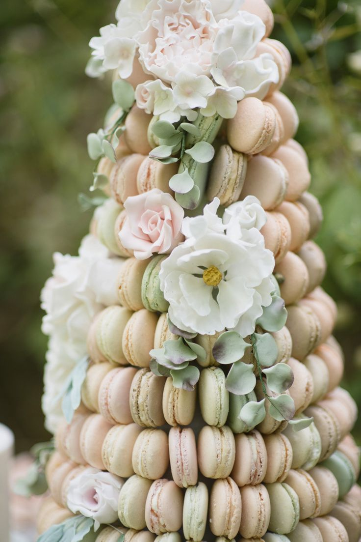 Quintessential English Elegant Soft Blush Blossom Wedding Ideas                                                                                                                                                                                 More