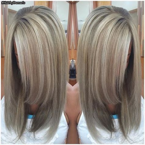 Best Highlights to Cover Gray Hair WOWcom Image