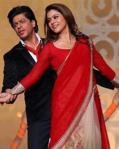 Stardust Awards December 2015 SRK With Kajol