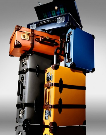 Cool luggage.