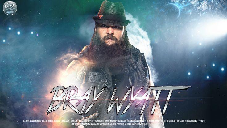 WWE BRAY WYATT WALLPAPER by ShahzamanAbbasi
