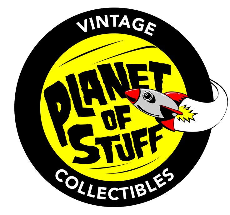 Planet of Stuff - Vintage Collectibles, 2-286 Hunter St West, Peterborough ON, WED to SAT 10:00 am - 6:00 pm
