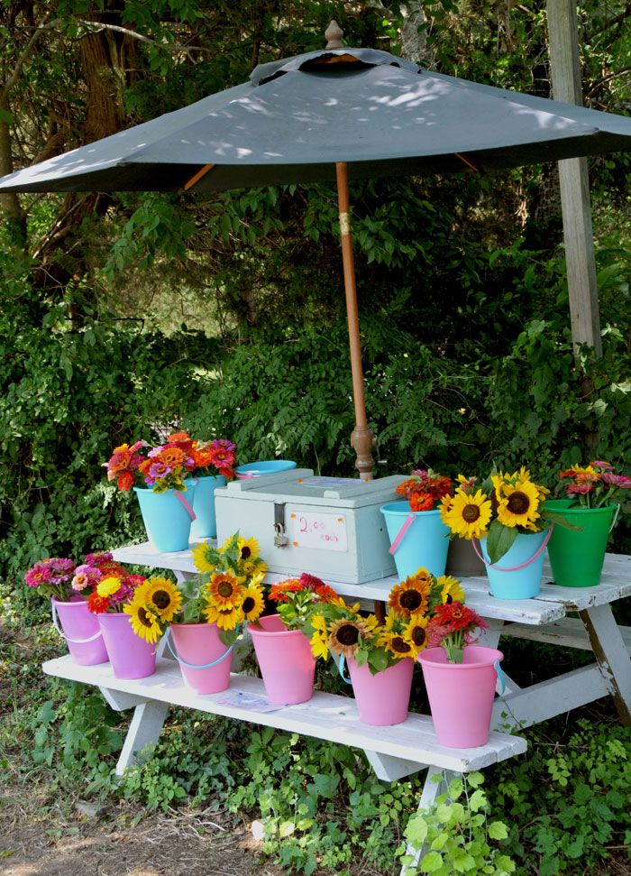 Flower Stand Designs : Images about roadside veggie stand on pinterest