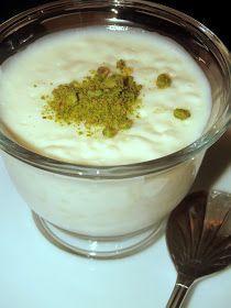 Lezzet Dergisinden Süper Bir Sütlaç,, Aslında sütlaç başlı başına süper bir tatlıdır ama bu da ayrı bir güzel olmuştu, içine katıl...
