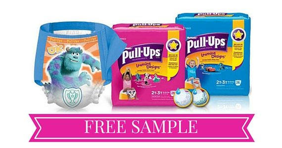 Get Free Samples of Huggies Toilet Training Products