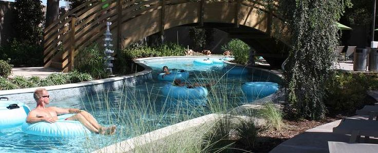 The water park, the only one of its kind in the area, is the perfect complement…