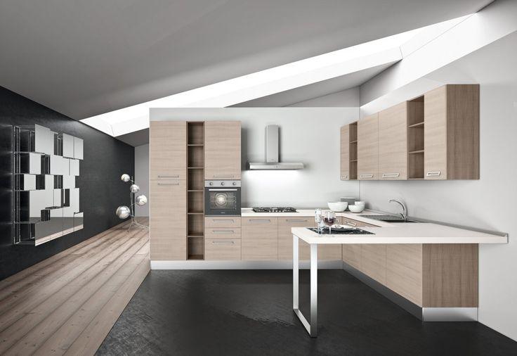 Oltre 25 fantastiche idee su pensili cucina su pinterest cucina abitabile e design della - Montaggio top cucina ...