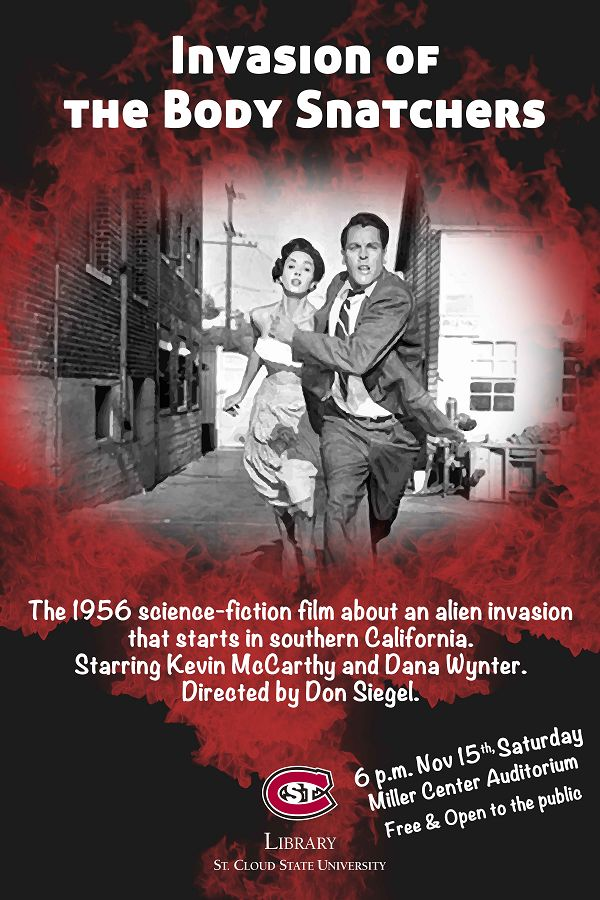 17 Best images about Invasion Of The Body Snatchers (1955 ...