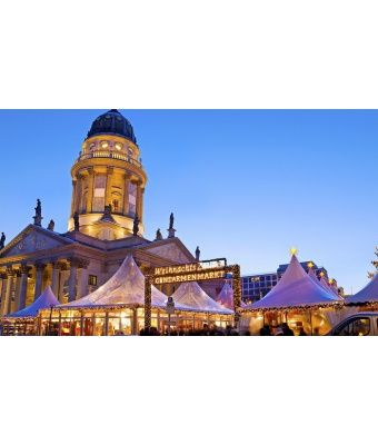 European Christmas Markets Getaway (Only £119) - Earn 8% when you shop or share on haveyouseen.com!