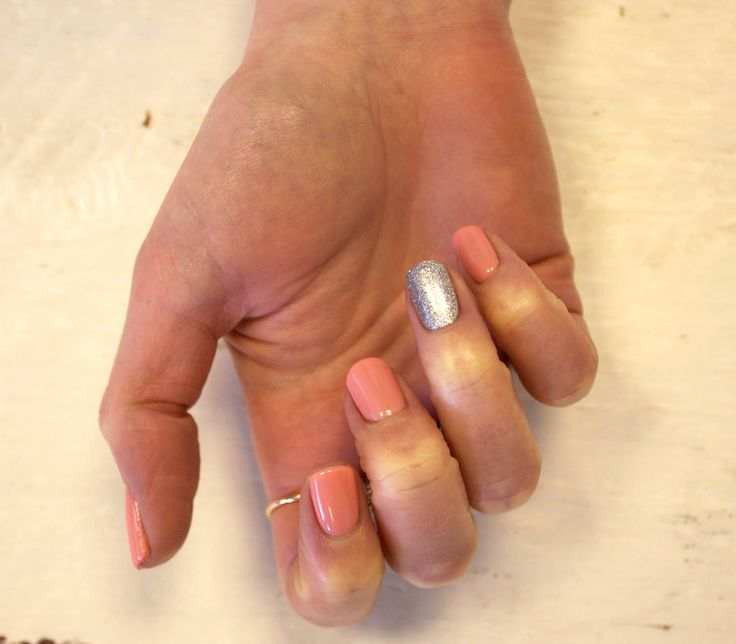 No.155 - Jackie from the Hollywood Nail Collection by Bio Sculpture Gel