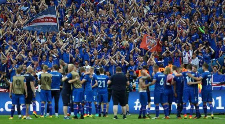 In Islanda è boom di nascite nove mesi dopo la vittoria contro l'Inghilterra Il calcio è questo: passione, sentimenti e amore. Tanto amore. Così non deve sorprendere la curiosa statistica emersa in questi giorni in Islanda. Esattamente nove mesi dopo la storica vittoria della #islanda #nascite #inghilterra #europei