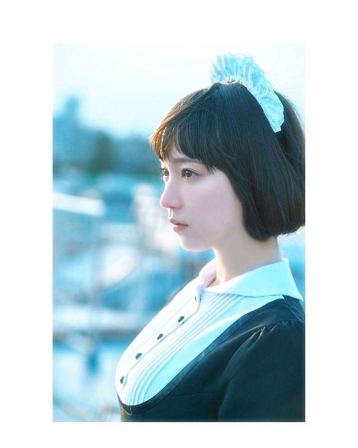"""""""吉岡里帆と愛する映画たち"""" 9/15(金)に「blt graph.」に掲載中の、 映画オマージュ連載「if」の未公開カットをまとめた ファーストフォトブックが発売されます! 幻の島、竹富島での撮り下 - riho_yoshioka"""