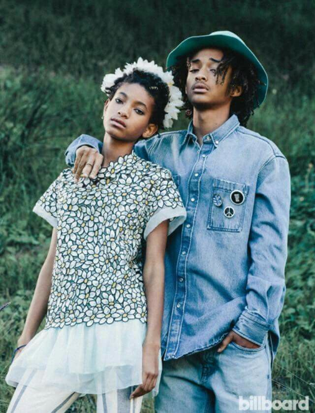 Willow and Jayden Smith