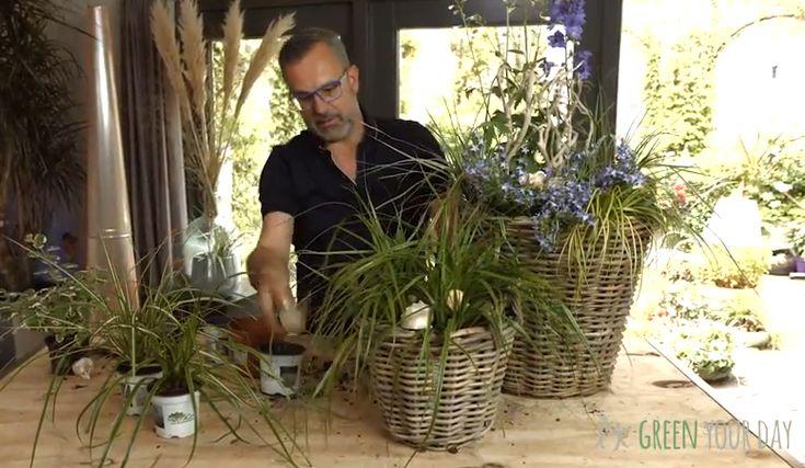 Het is zomer. En daarom inspireert groenstylist Romeo Sommers de komende weken op Margriet.nl met leuke video's om het strandgevoel…