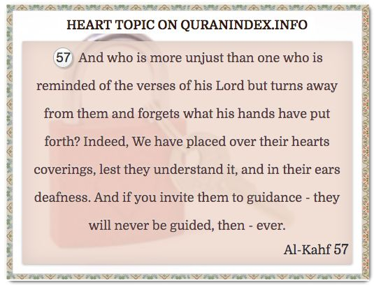 Browse Heart Quran Topic on https://quranindex.info/search/heart #Quran #Islam [18:57]