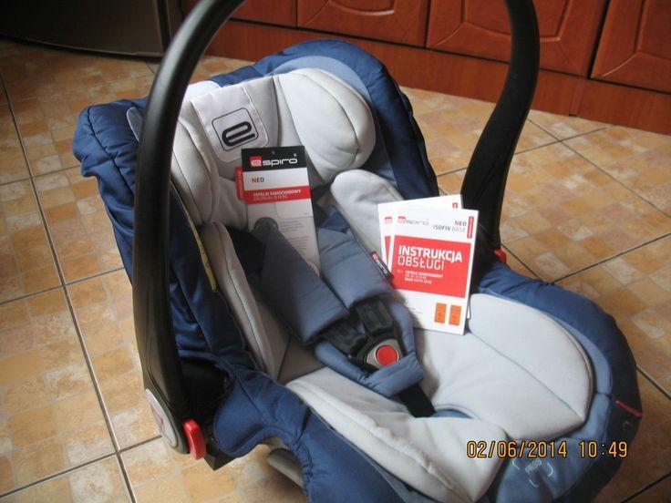 Fotelik, bardzo wygodny, bezpieczny, ergonomiczna rączka, stabilny  #Dzieciociuszek #fotelik #samochód #wygodnie #dzieci #mojskarb #jedziemy #Brumbrum