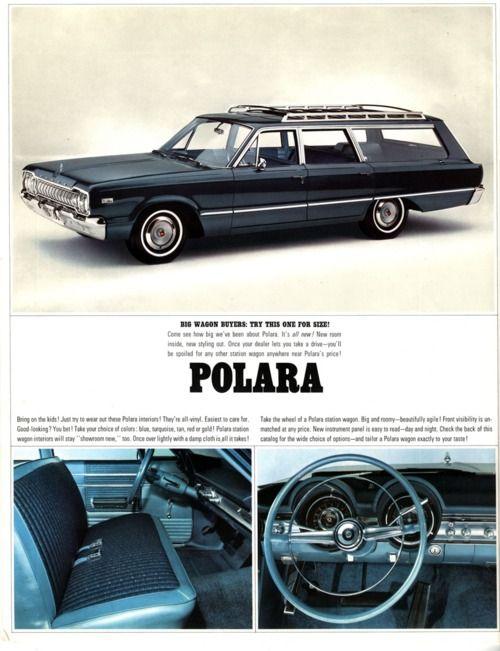 1965 Dodge Polara Station Wagon
