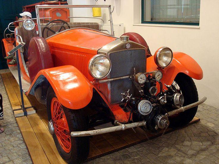 Tatra 17 fire truck