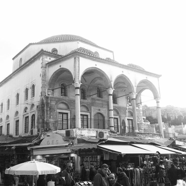Monastiraki square - Μοναστηράκι, Αθήνα