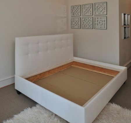 25 best ideas about full size daybed on pinterest full for Make your own bed frame ideas