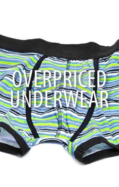 Ellen kicked off her show by talking about underwear, and the ridiculously expensive pair of Hermes boxers. http://www.recapo.com/ellen-degeneres-show/ellen-products/500-hermes-boxers-swarovski-crystal-ellen-underwear-loni-love/