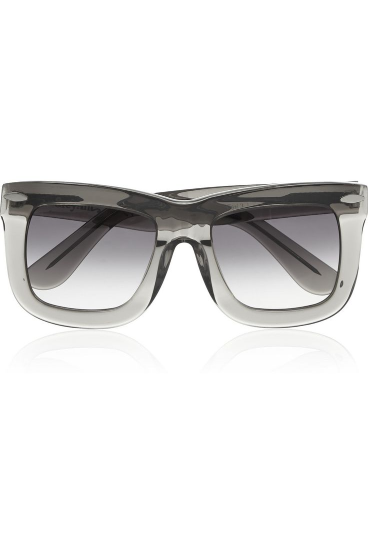 + Grey Ant sunglasses.