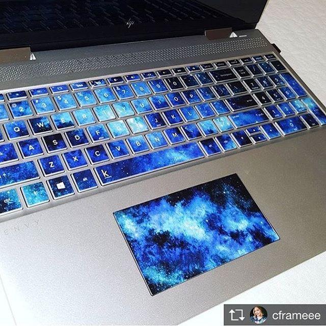 Marbleous Mandala Laptop Trackpad Sticker   Keyshorts com