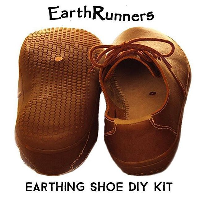 Upgrade Your Shoes At Home Ground Your Favorite Shoes With Our Diy Earthing Kit Connect With The Earths Natural Rhythm Runners Sandals Earth Shoes Diy Shoes