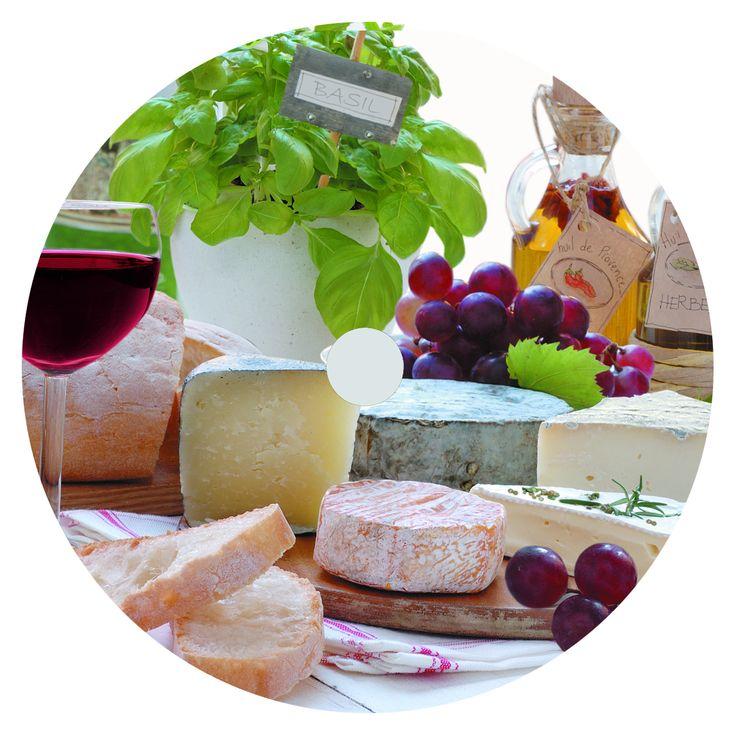 #Taca obrotowa do serów || The #turntable for #cheese || #decosalon #cheeselovers #cheeseaccessories