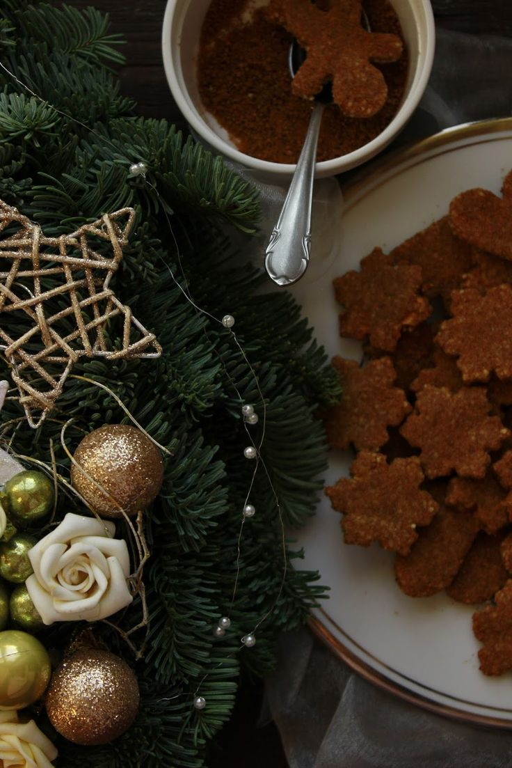 Delicious blog: Kořeněné sušenky ve skořicovém cukru