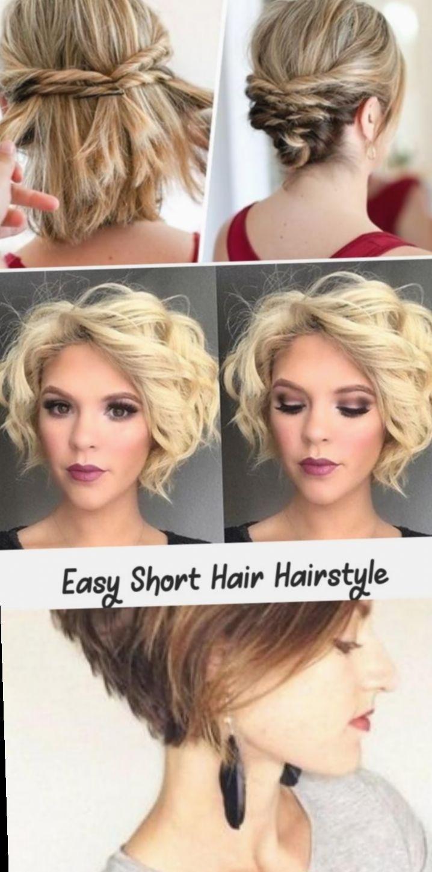 Hairstyles Short Easy Boho Balayage Blonde Hairinspo In 2020 Short Hair Styles Easy Hair Styles Cool Hairstyles