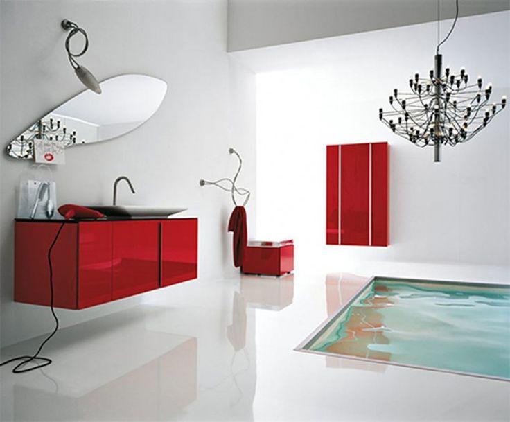 POOL in bathroom! Collection Contemporary Bathroom Design – Eden by Cerasa