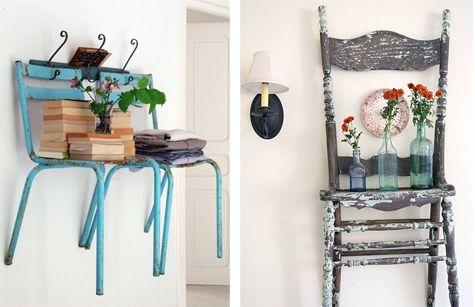 shelf chairs