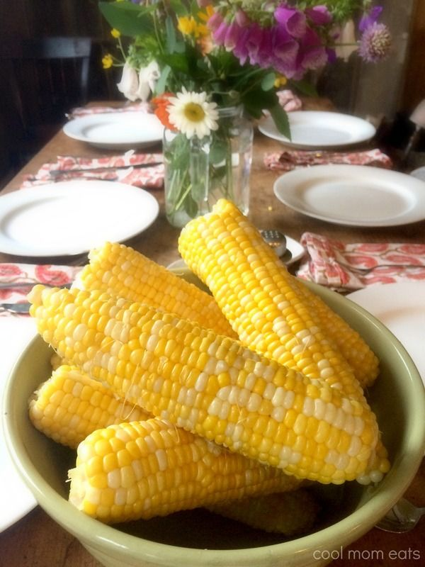 How to boil corn absolutely perfectly, every time, guaranteed. Hint: it's probably not what you think.