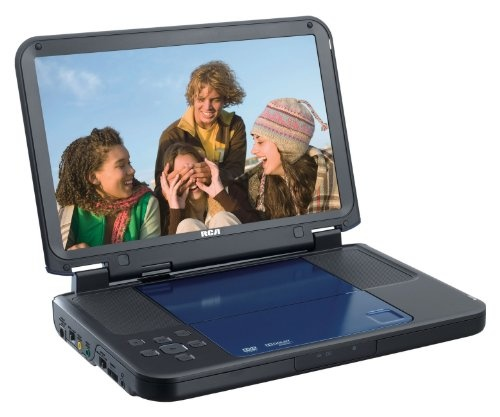 RCA DRC6331B Portable DVD Player with 10-Inch LCD Screen $153.99