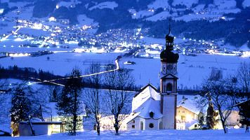 Hart im Zillertal, Pfarrkirche Hl. Bartholomäus (Schwaz) Tirol AUT