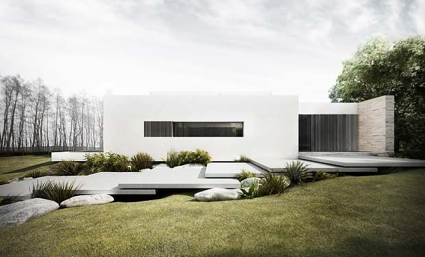 tamizo architects group . projects . architecture . lake house niesulice. architects . architecture . interiors . buildings . design . graphics