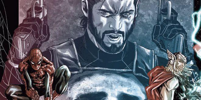 Crítica Punisher: El Castigador 03: Zona de guerra, de Greg Rucka