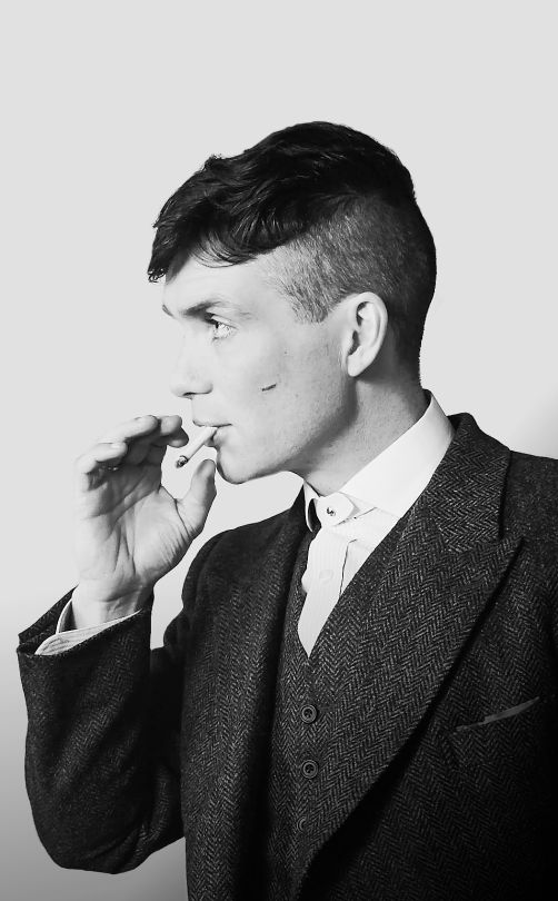 "I love this haircut. Cillian Murphy ""Peaky Blinders"""